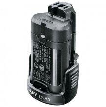 Аккумулятор Bosch 10.8 В, 1.5 Aч, Li-lon (2607336909) для зеленного инструмента