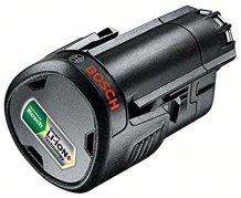 Аккумулятор Bosch PBA 10.8V, 2.0Ah Li-ion 1600A0049P для зеленного инструмента