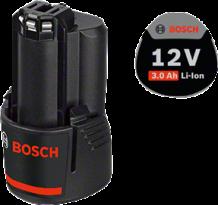 Аккумулятор Bosch 10.8 В, 3.0 Aч, Li-lon (1607A3506A)