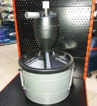 Циклонный фильтр к пылесосу с металлической емкостью 25 л BIGDRIT