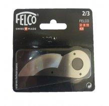 Сменное лезвие 2/3 для секатора Felco 2, 4, 11