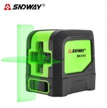 Лазерный нивелир SNDWAY SW-311G