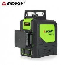 Лазерный нивелир SNDWAY SW-332G