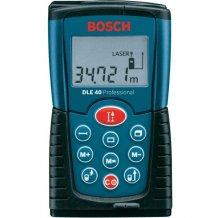 Лазерный дальномер Bosch DLE 40 (0601016300)