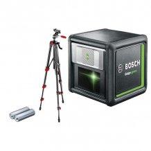 Лазерный нивелир + штатив Bosch Quigo green Set (0603663C01)