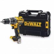 Аккумуляторный ударный бесщеточный шуруповерт DeWALT DCD796NT