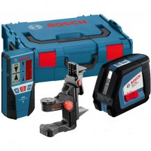 Лазерный нивелир Bosch GLL 2-50 + BM 1 + LR 2