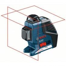 Лазерный нивелир Bosch GLL 2-80 P + BM 1 + LR 2