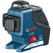 Лазерный нивелир Bosch GLL 3-80 P + BM 1