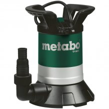 Погружной насос для чистой воды Metabo TP 6600