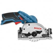 Аккумуляторная дисковая пила Bosch GKS 12V-26 каркас