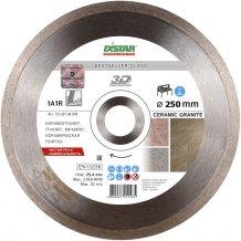 DISTAR 1A1R 250*1.7*10*25.4 Bestseller Ceramic granite
