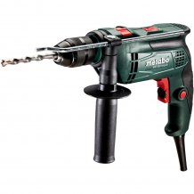 Ударная дрель Metabo SBE 650 Impuls БЗП кейс