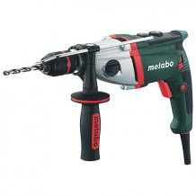 Ударная дрель Metabo SBE 900 Impuls БЗП кейс