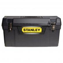 """Ящик Stanley 16"""" пластмасcовый с металлическим замком (1-94-857)"""