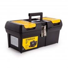 Ящик Stanley инструментальный 40 см. металл. замок (1-92-065)