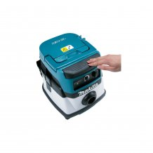 Аккумуляторный пылесос Makita DVC 860 LZ (DVC860LZ)