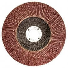 Круг лепестковый торцевой, P 120, 115 х 22,2 мм//MTX(740329)