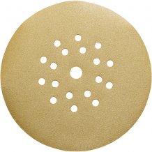 """25 Шлифовальных кругов для """"Жирафа"""" на липучке Metabo, Р 100, 225 мм (626644000)"""