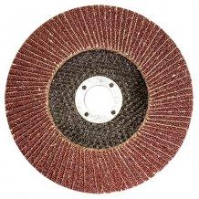 Круг лепестковый торцевой MTX Р80 115х22.2мм. (740299)