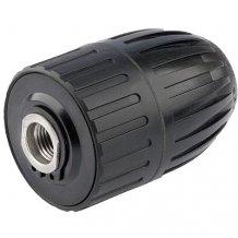 """Патрон для дрели быстрозажимной c autolock 1–10 мм – 1/2"""" MTX(168059)"""