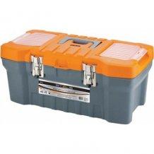 """Ящик для инструмента Stels с металлическими замками 22"""", 280х235х560мм (90713)"""