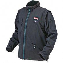 Аккумуляторная куртка с подогревом Makita XL (DCJ200ZXL)
