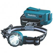 Аккумуляторный фонарь Makita, LXT BML800, 14,4-18В. (STEXBML800).