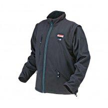 Аккумуляторная куртка с подогревом Makita 2XL (DCJ200Z2XL)