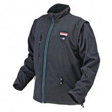 Аккумуляторная куртка с подогревом Makita M (DCJ200ZM)