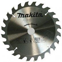 Диск Makita ТСТ по дереву 165мм x 20мм x 24T (D-52560)