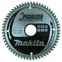 Пильный диск Makita по алюминию SPECIALIZED 160x30 мм 60T (B-09569)