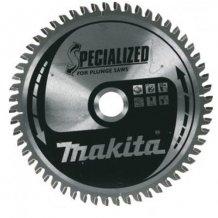 Пильный диск Makita по алюминию SPECIALIZED 190x20 мм 60T (A-86767)