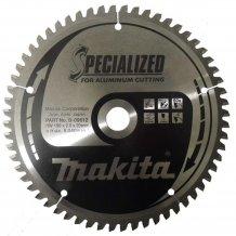 Пильный диск Makita по алюминию SPECIALIZED 190x20 мм 60T (B-09612)