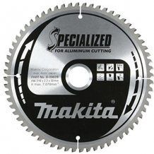 Пильный диск Makita по алюминию SPECIALIZED 200x30 мм 64T (B-09690)