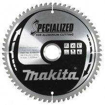 Пильный диск Makita по алюминию SPECIALIZED 235x30 мм 80T (B-09606)