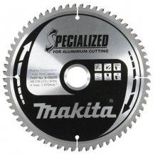 Пильный диск Makita по алюминию SPECIALIZED 260x30 мм 80T (B-09656)