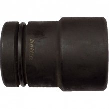 Ударная головка Makita Cr-Mo с уплотнительным кольцом 22х52 мм (A-85553).