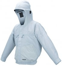 Аккумуляторная куртка MAKITA (DFJ207ZXL)