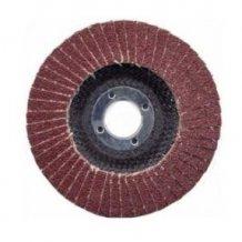 Лепестковый шлифовальный диск Makita 115х22,23 К120, цирконий (P-65486).