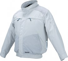 Куртка с аккумуляторным вентилятором S Makita (DFJ405ZS)