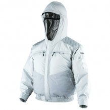 Куртка с аккумуляторным вентилятором Makita (DFJ405Z)