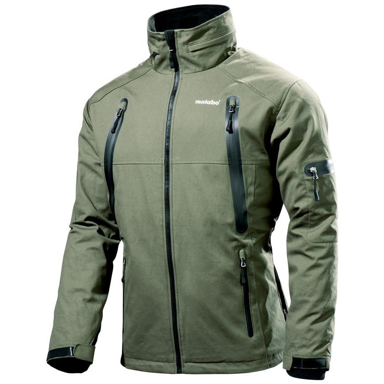 Куртки с подогревом от аккумулятора