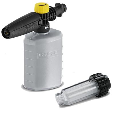 Пенная насадка Karcher FJ 6 и фильтр